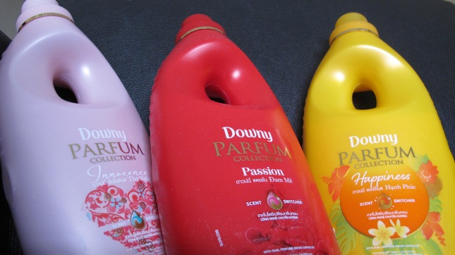 Downy Innocence, Passion dan Happiness