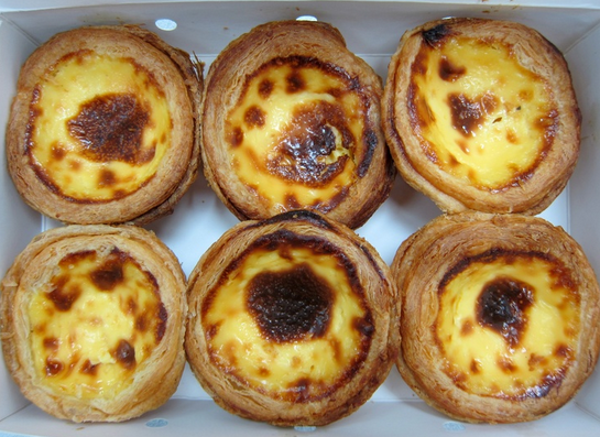 Portuguese Egg Tart made in Koi Kei.. Nyaaaam!  Sumber foto: klik di sini