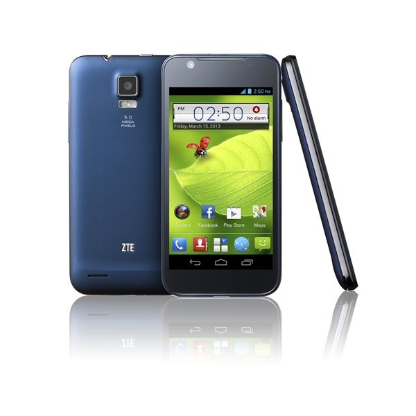 Handset dengan Android Kitkat termurah: ZTE Blade G